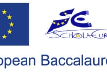 logo of European Baccalaureate
