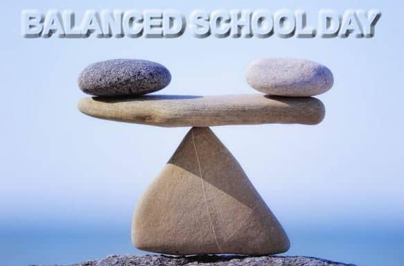 balanced school day