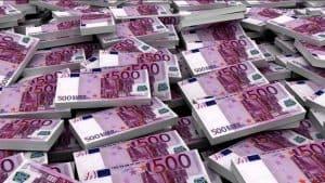 euro money 500€
