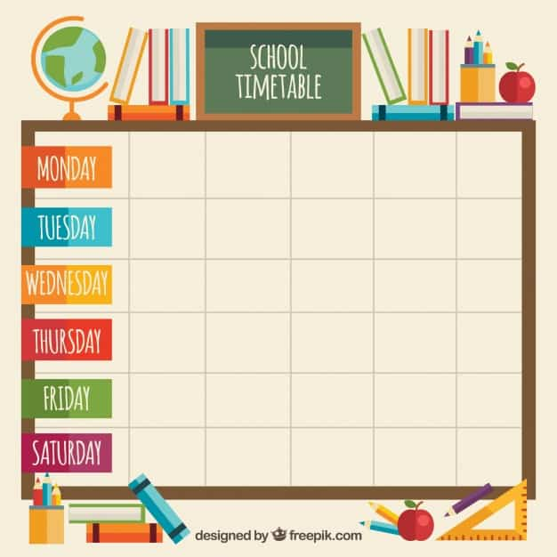 timetable management